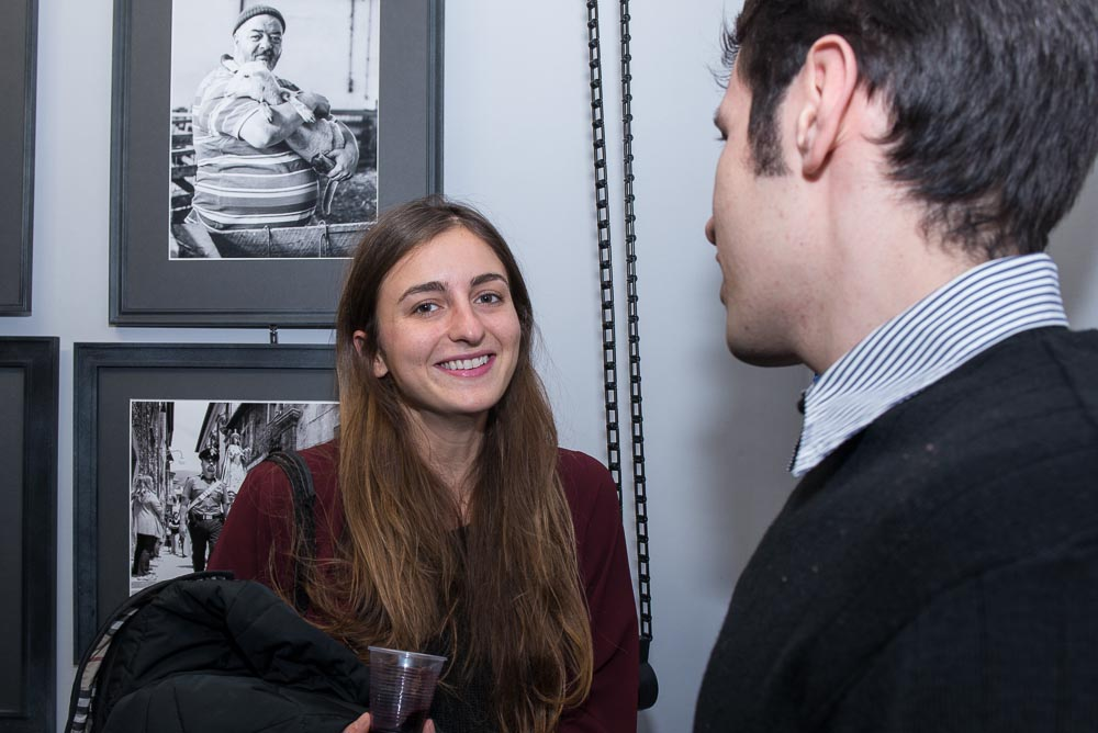 <b>Vernissage, jan 16th 2016</b>Juliana Lovato Ph / PARIOLI_FOTOGRAFIA