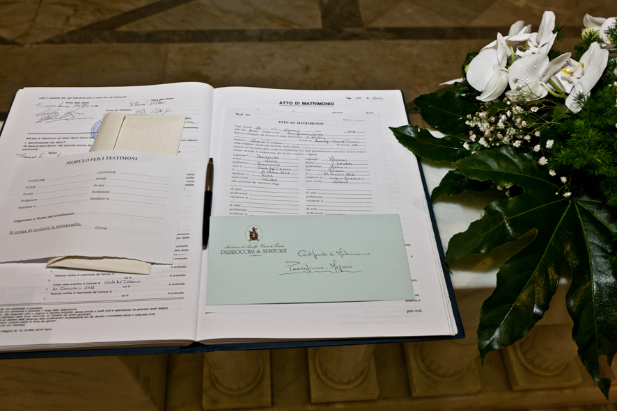 <b>Cerimonia / Ceremony</b>Parioli Fotografia Wedding