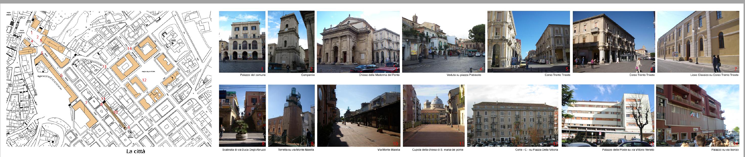 Di architettura | sezione patrimonio architettonico facoltà di