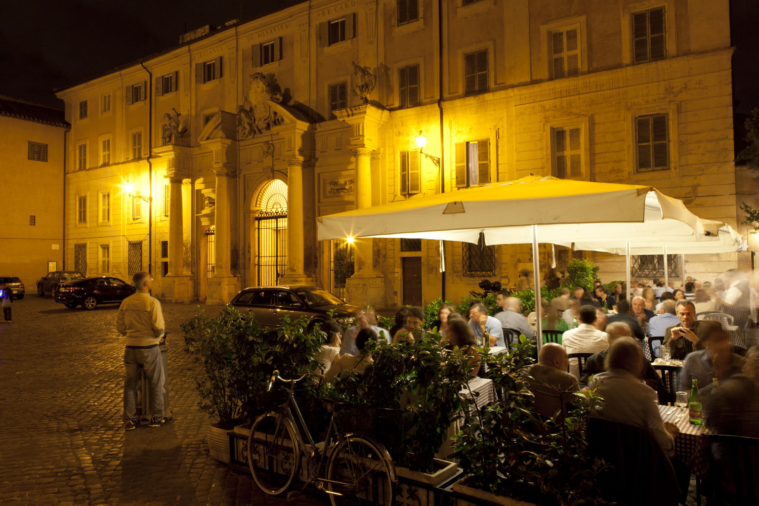 Image result for roma sparita ristorante trastevere