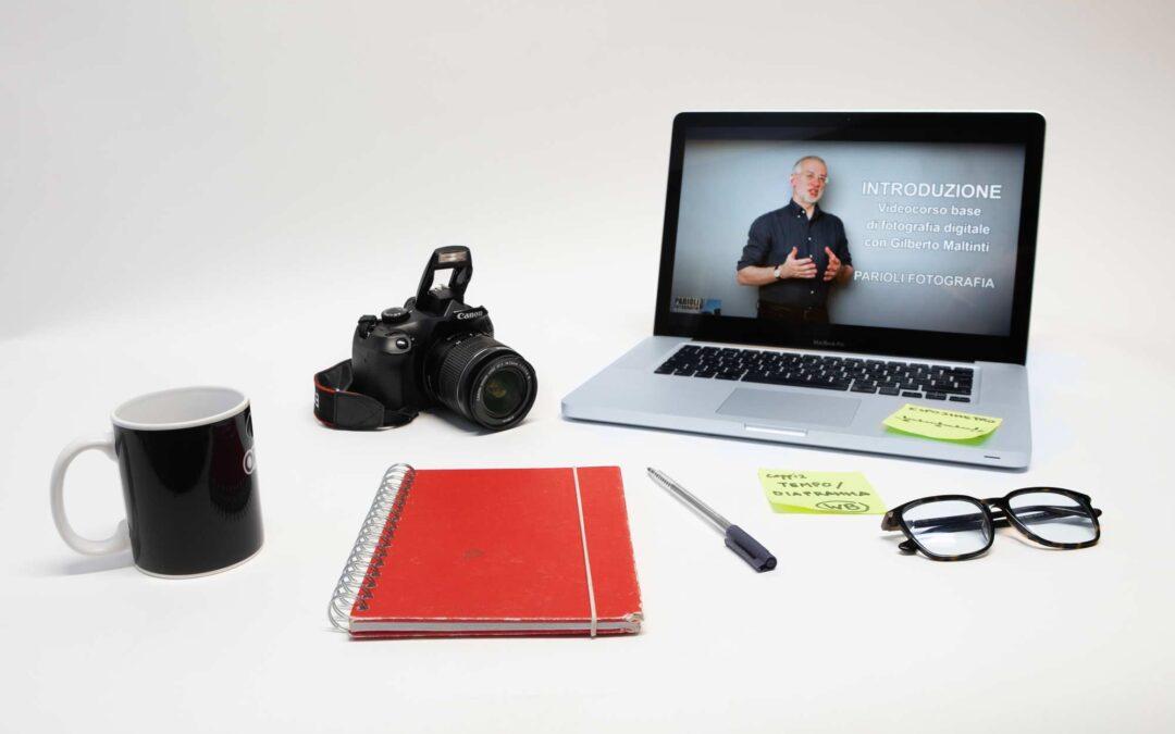 Videocorso base di fotografia digitale